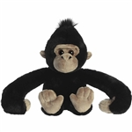 Gorilla Stuffed Animal Hang N Swing Plush by Aurora