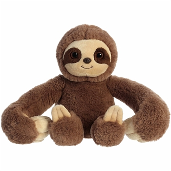 Sloth Stuffed Animal Hang N Swing Plush by Aurora
