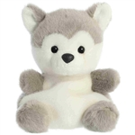 Busky the Stuffed Husky Dog Palm Pals Plush by Aurora