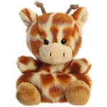 Safara the Stuffed Giraffe Palm Pals Plush by Aurora