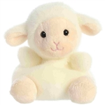 Woolly the Stuffed Lamb Palm Pals Plush by Aurora