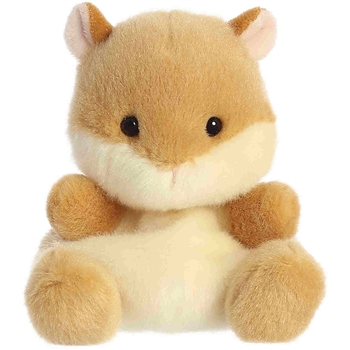 Happy the Stuffed Hamster Palm Pals Plush by Aurora