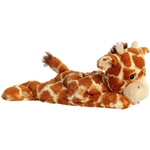 Stuffed Giraffe Schooshies Plush by Aurora