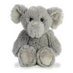 Small Stuffed Elephant Cuddly Friends Plush by Aurora
