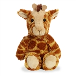 Small Stuffed Giraffe Cuddly Friends Plush by Aurora
