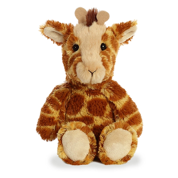 Small Stuffed Giraffe Cuddly Friends Plush Aurora Stuffed Safari