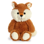 Small Stuffed Fox Cuddly Friends Plush by Aurora