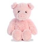 Stuffed Pig Cuddly Friends Plush by Aurora