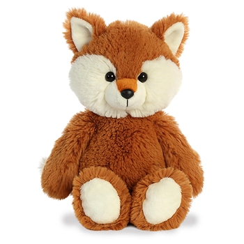 Stuffed Fox Cuddly Friends Plush by Aurora