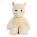 Stuffed Llama Cuddly Friends Plush by Aurora