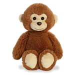 Stuffed Monkey Cuddly Friends Plush by Aurora
