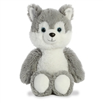 Stuffed Husky Cuddly Friends Plush by Aurora