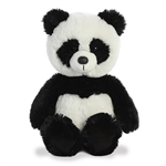 Stuffed Panda Cuddly Friends Plush by Aurora
