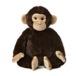 Destination Nation Chimpanzee Stuffed Animal by Aurora