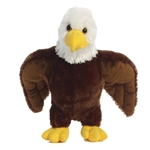 Destination Nation Bald Eagle Stuffed Animal by Aurora