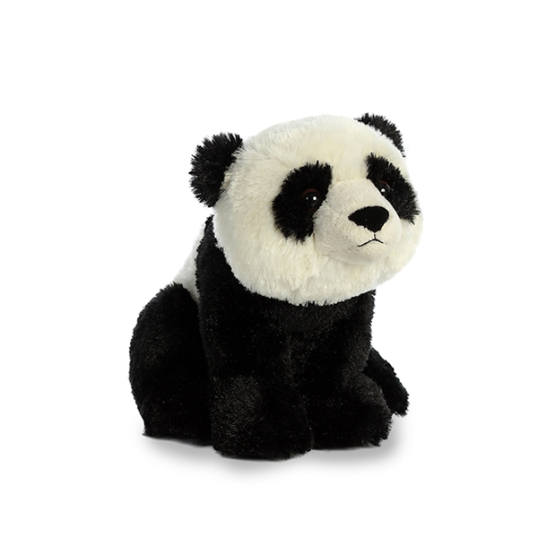 Small Panda Bear Stuffed Animal Destination Nation Aurora
