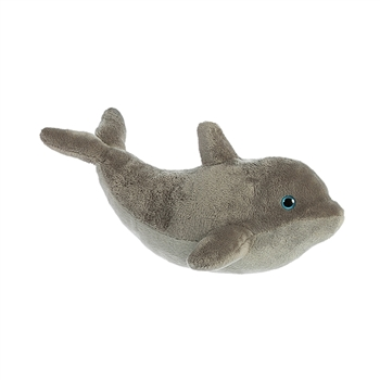 Destination Nation Small Dolphin Stuffed Animal by Aurora