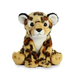 Destination Nation Small Leopard Stuffed Animal by Aurora