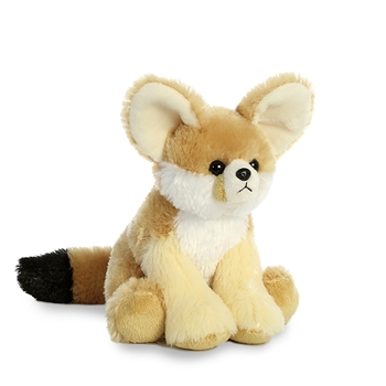 Destination Nation Small Fennec Fox Stuffed Animal by Aurora