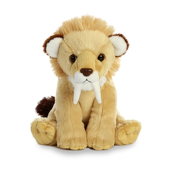 Destination Nation Small Smilodon Stuffed Animal by Aurora