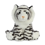 Destination Nation White Tiger Stuffed Animal by Aurora