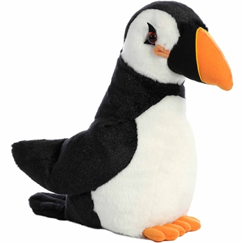 Destination Nation Puffin Stuffed Animal by Aurora