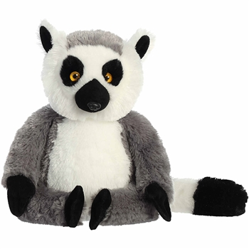 Destination Nation Ring-Tailed Lemur Stuffed Animal by Aurora