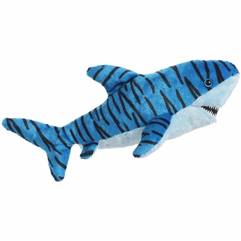 Destination Nation Blue Tiger Shark Stuffed Animal by Aurora
