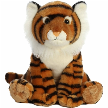 Destination Nation Tiger Stuffed Animal by Aurora