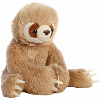 Sloth Stuffed Animal Destination Nation Plush by Aurora