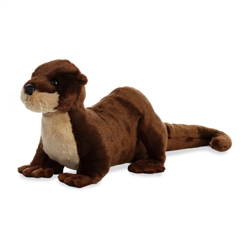 Destination Nation River Otter Stuffed Animal by Aurora