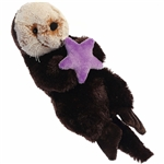 Sea Otter Stuffed Animal Destination Nation Plush by Aurora