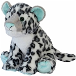 Destination Nation Mint Snow Leopard Stuffed Animal by Aurora