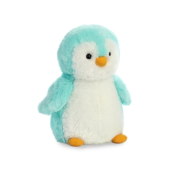 Destination Nation Green Penguin Stuffed Animal by Aurora