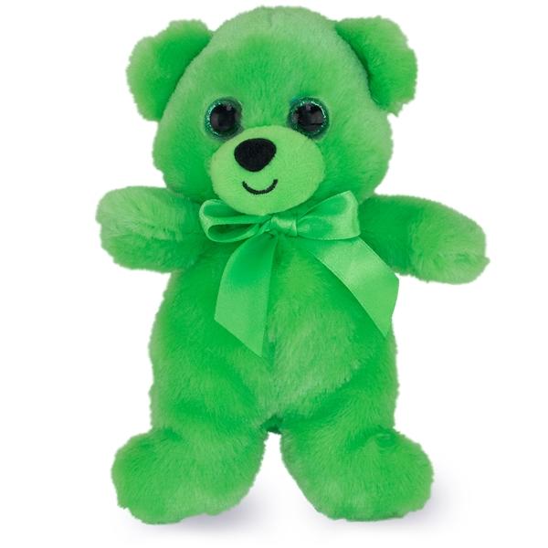 green teddy bear 6 inch rainbow brights bear first main