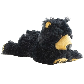 Ebony the Small Stuffed Black Bear by First and Main