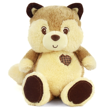 Brodie the Tender Friends Baby Safe Stuffed Fox by First and Main