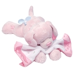 Susie the Baby Safe Musical Pink Plush Puppy by First and Main