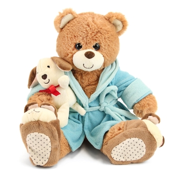 Bounce Back Jack the Get Well Soon Teddy Bear by First and Main