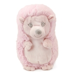 Baby Safe Pink Plush Hedgehog by First and Main