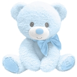 Tumbles the Blue Baby Safe Plush Bear by First and Main