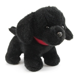 Oz the Little Black Dog Stuffed Animal by First and Main