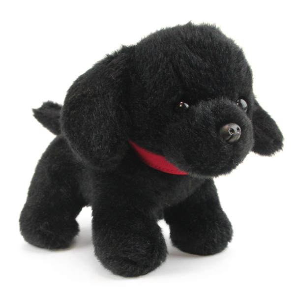 Oz The Little Black Dog Stuffed Animal By First And Main At Stuffed