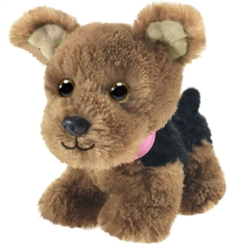 Stuffed Yorkshire Terrier Wuffles Dog by First and Main