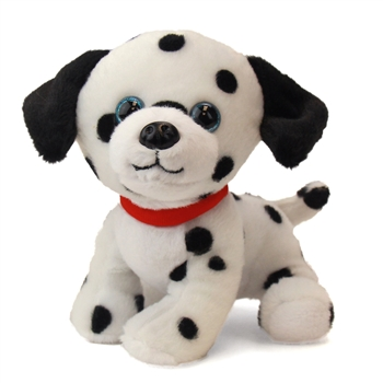 Stuffed Dalmatian with Collar Wuffles Dog by First and Main