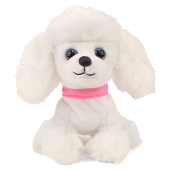 Stuffed Poodle with Collar Wuffles Dog by First and Main