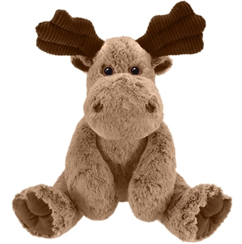 Marley the Stuffed Moose by by First and Main
