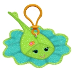 Stacy the Fantasea Clip-On Stingray Plush Toy by First and Main
