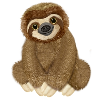 Floppy Friends Sloth Stuffed Animal by First and Main