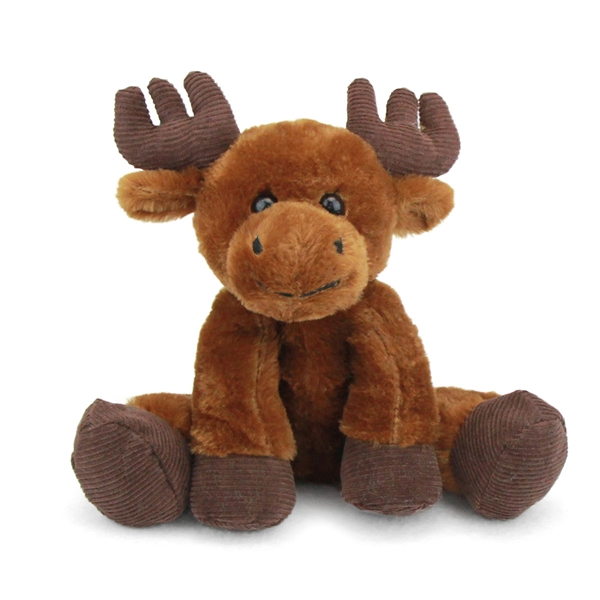 Floppy Friends Moose Stuffed Animal By First And Main At Stuffed Safari